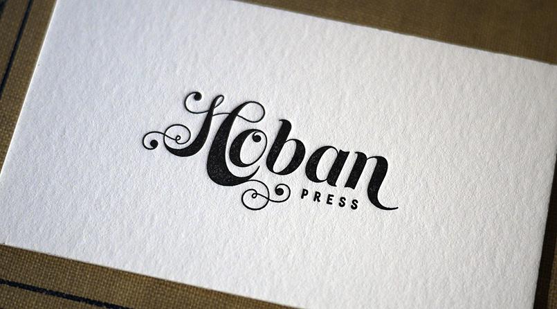 Logo for hobancards.com
